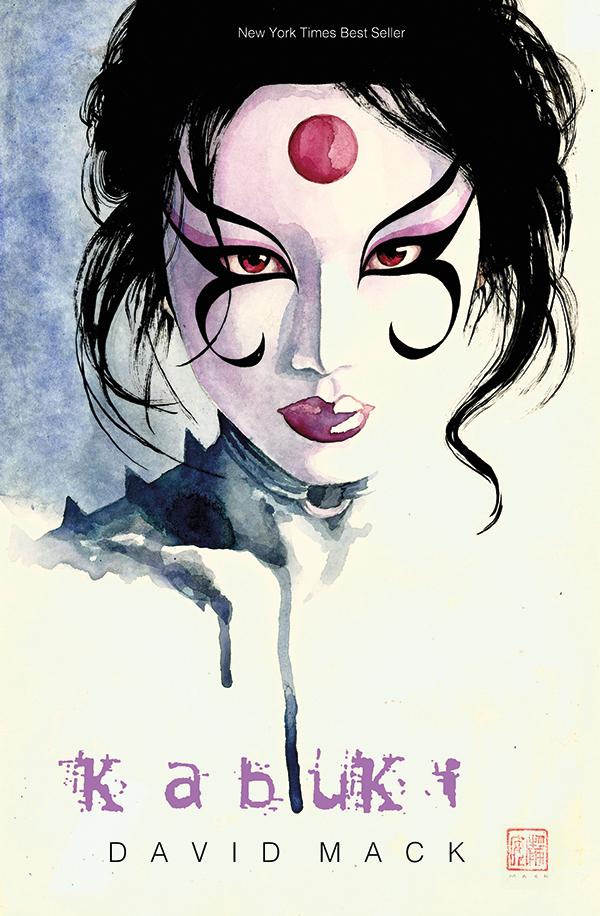 Kabuki Library Edition Vol. 1