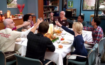 COMMUNITY Thanksgiving episode