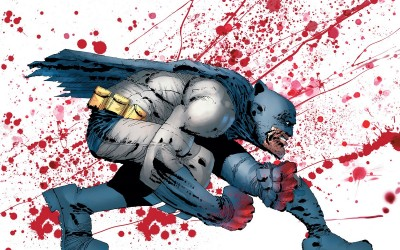DARK KNIGHT III: THE MASTER RACE #1 Frank Miller cover