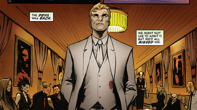 From LUCIFER #1