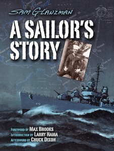 A Sailor's Story art by Sam Glanzman