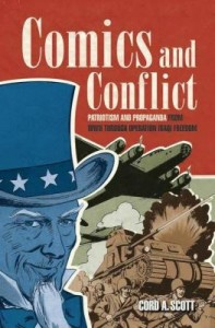 Comics in Conflict, art by various