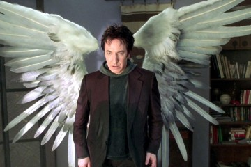 Alan Rickman as the Metatron
