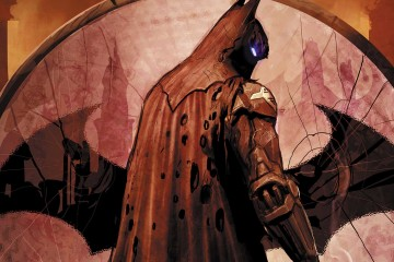 BATMAN: ARKHAM KNIGHT - GENESIS #6
