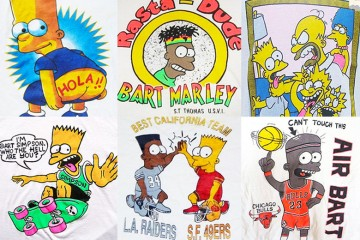 Bootleg Simpsons