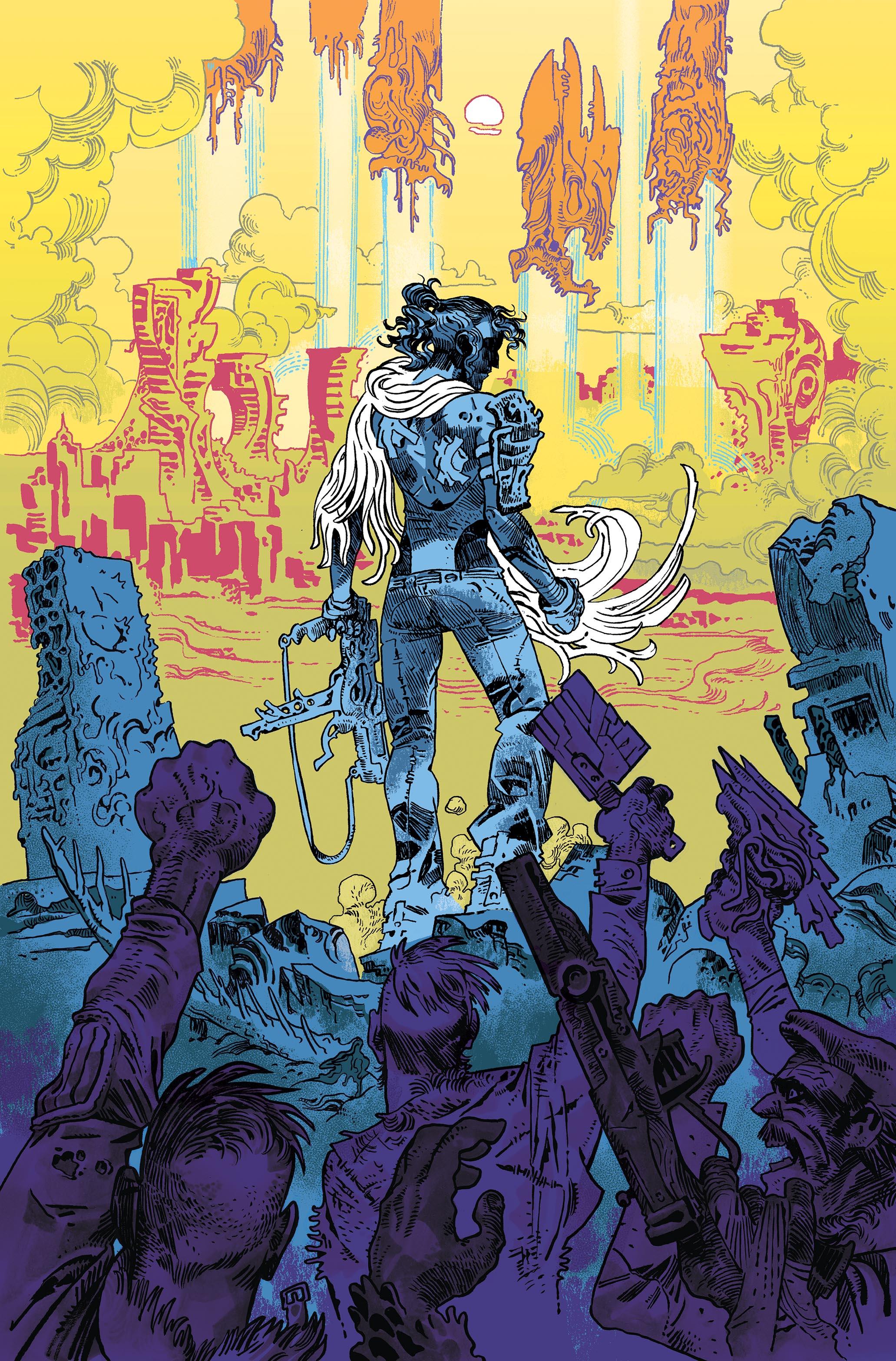 PAKNADEL & TRAKHANOV'S TURNCOAT #1 main cover