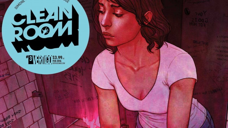 CLEAN ROOM #3 cover