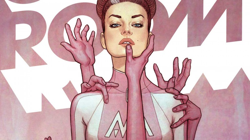 CLEAN ROOM #4 cover