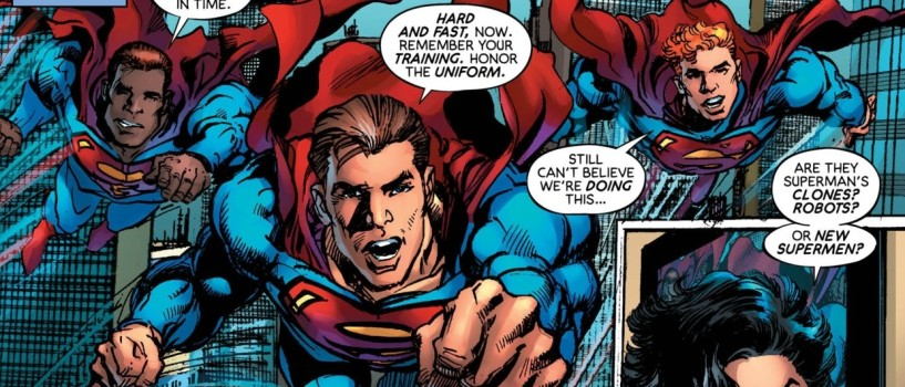 New Supermen!