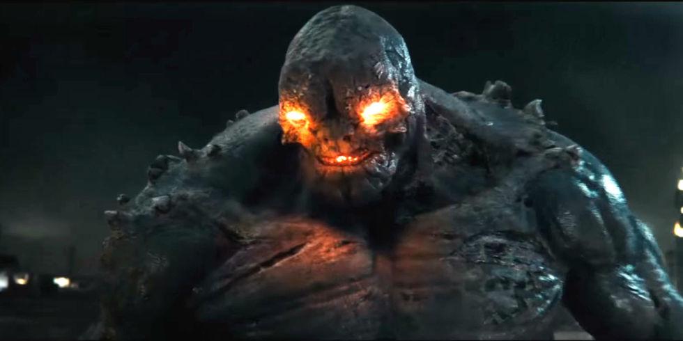 Doomsday in BATMAN V SUPERMAN