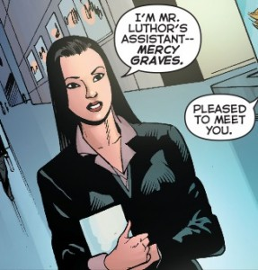 Mercy Graves in the New 52