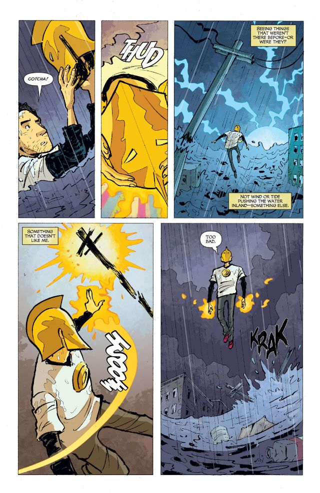 From DOCTOR FATE Vol. 1: THE BLOOD PRICE