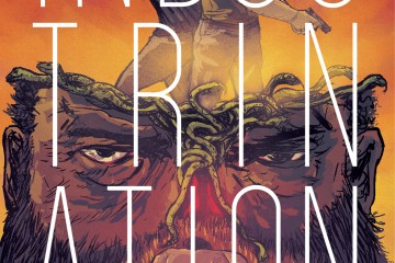 INDOCTRINATION #1 cover
