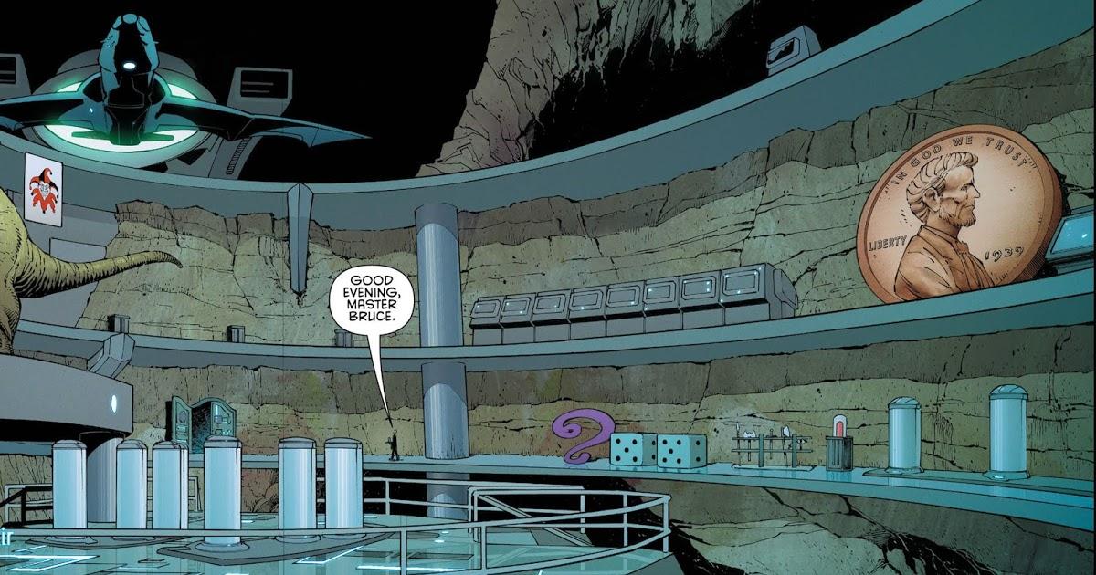 From BATMAN #51