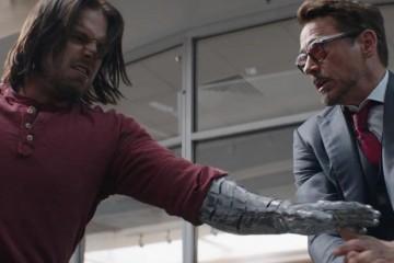 Bucky vs. Tony