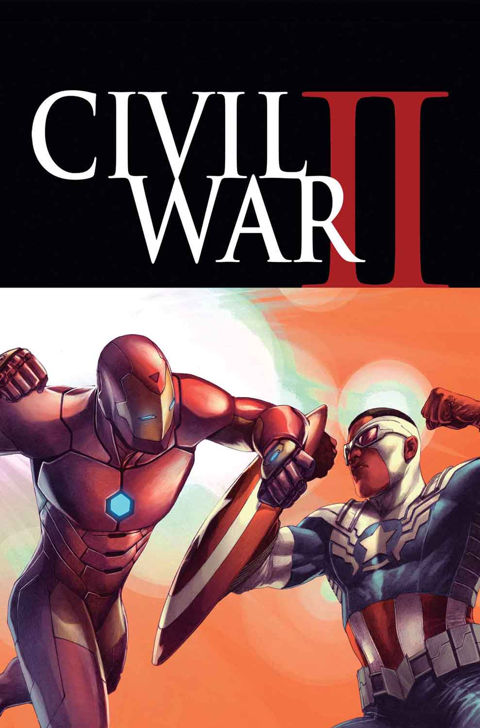 CIVIL WAR II #1 Steve McNiven variant cover