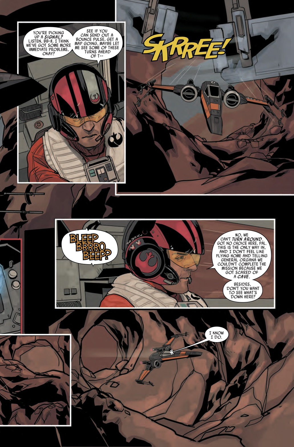 From POE DAMERON #1