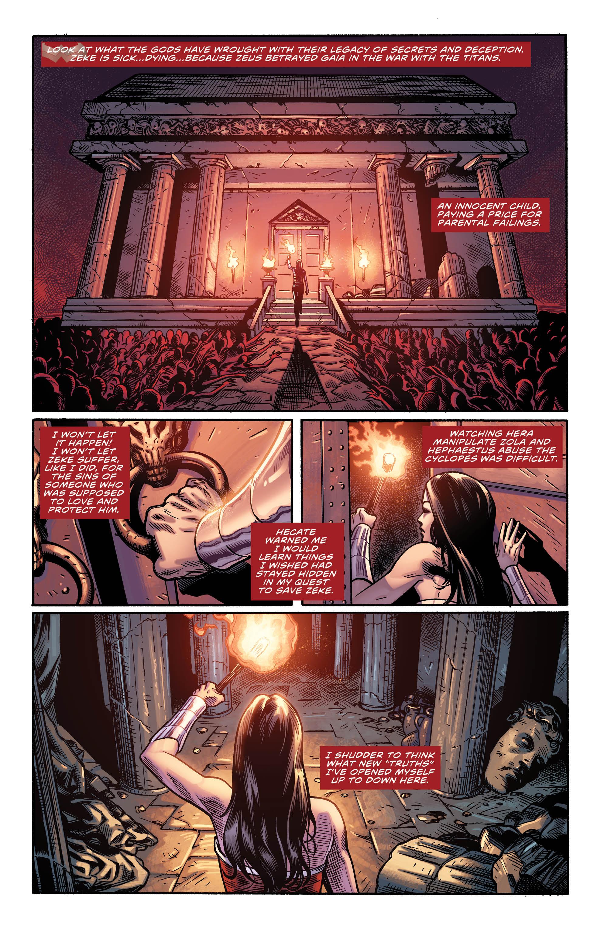 WONDER WOMAN #51 page 4