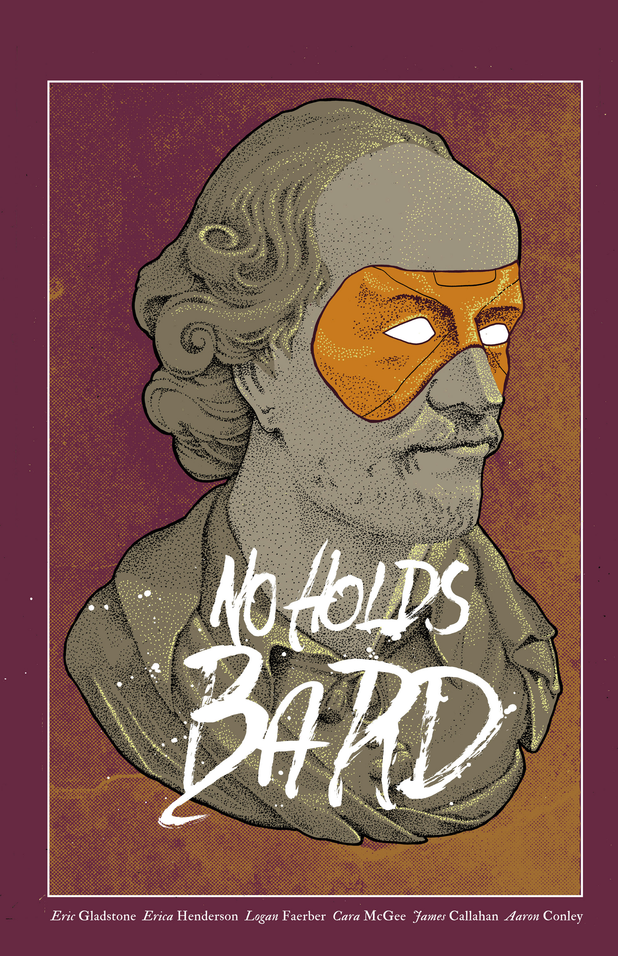 NO HOLDS BARD #1 cover