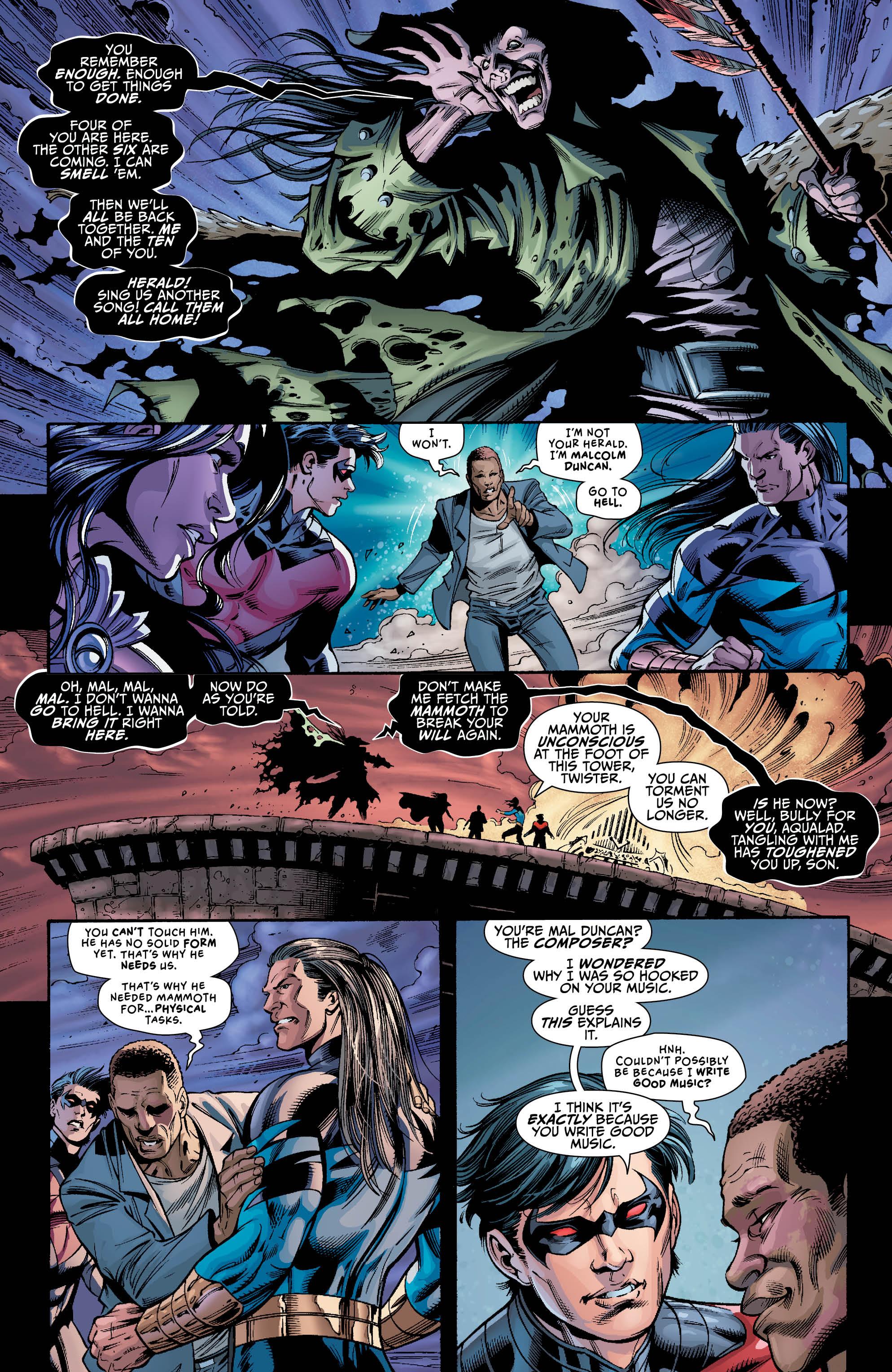 TITANS HUNT #8 page 3