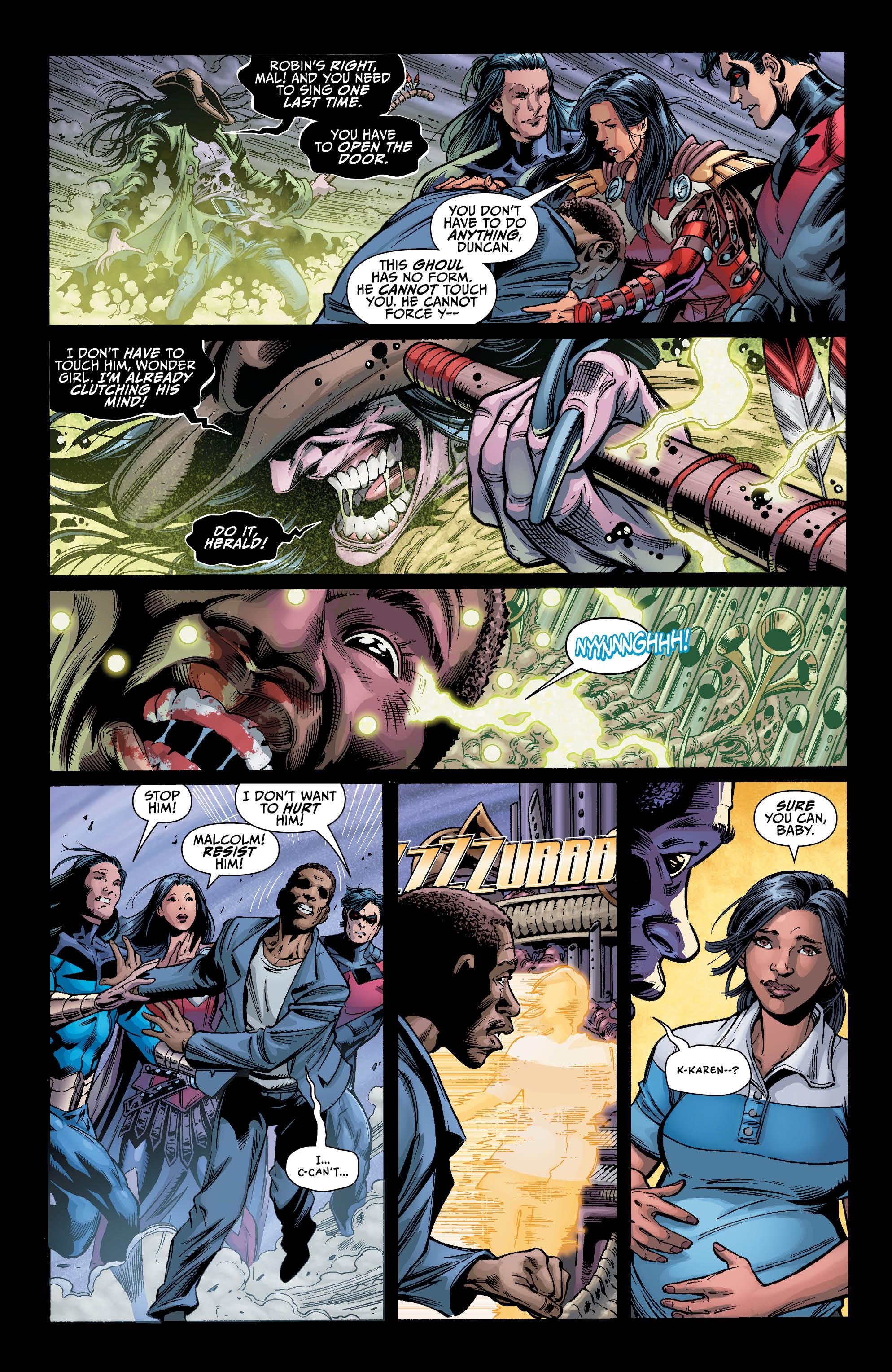 TITANS HUNT #8 page 4
