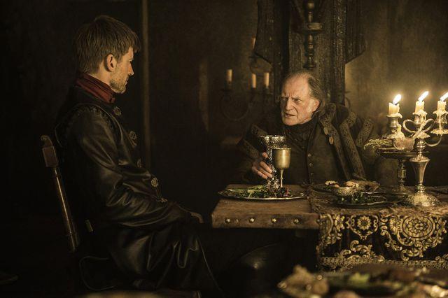 Jaime and Walder Frey