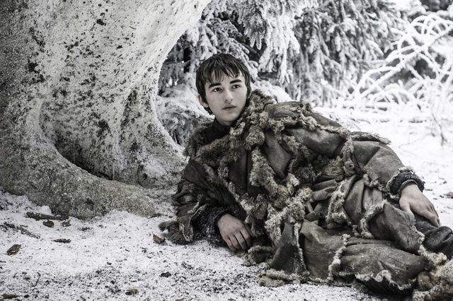 Hey, try not to get anyone else killed this season, Bran.