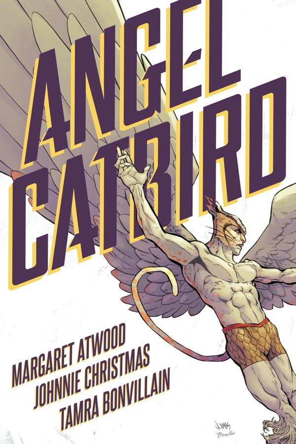 ANGEL CATBIRD Vol. 1 cover