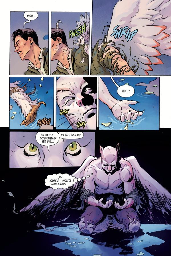 ANGEL CATBIRD Vol. 1 page 9