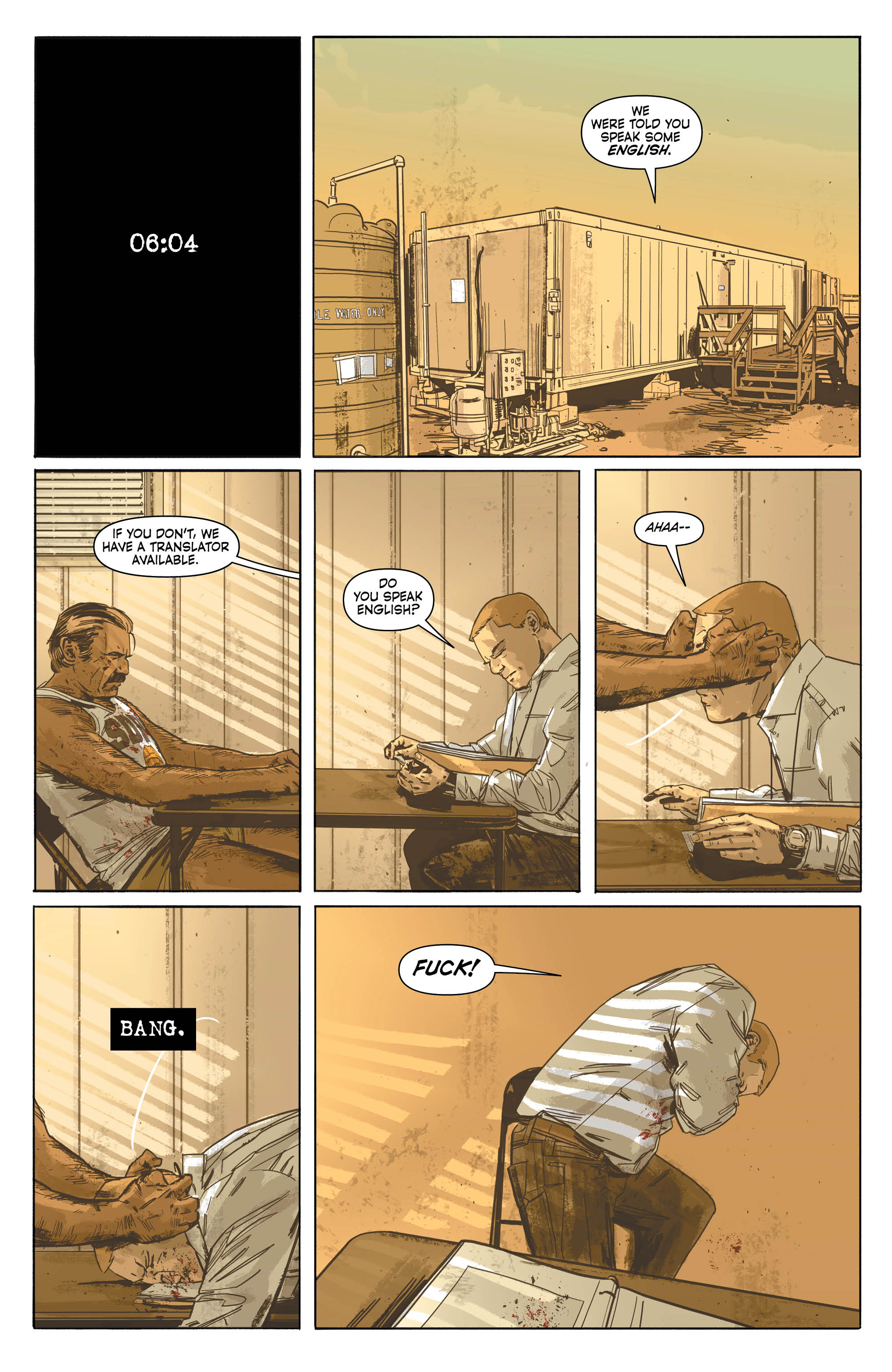 THE SHERIFF OF BABYLON #7 page 2