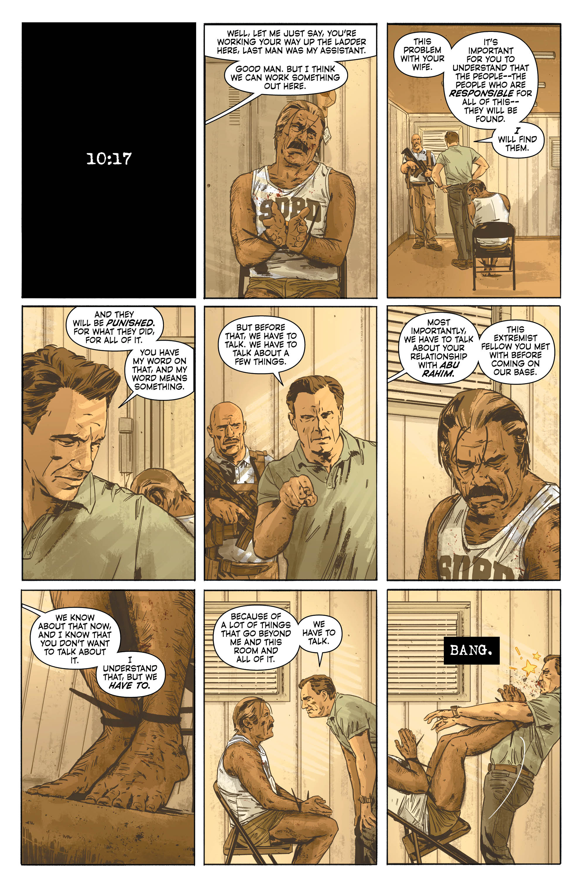THE SHERIFF OF BABYLON #7 page 5