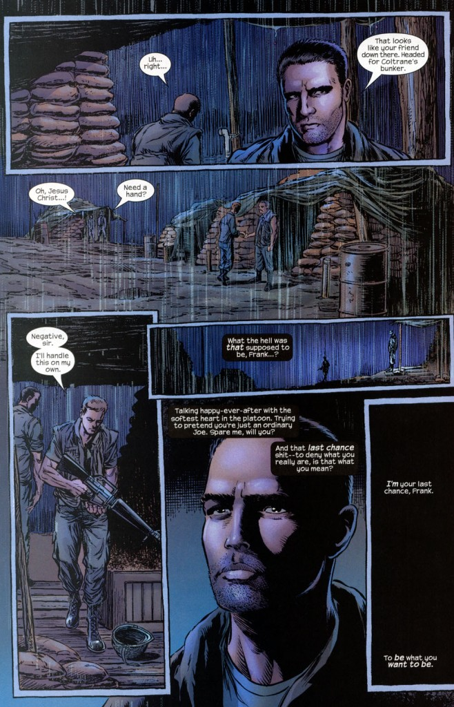 Punisher: Born p. 64.
