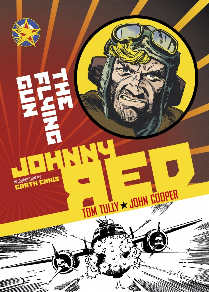 Cover for Johnny Red, Vol.4: The Flying Gun art by John Cooper.