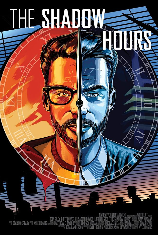 THE SHADOW HOURS poster
