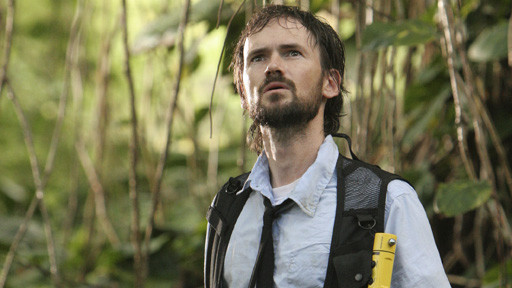 Jeremy Davies as Dr. Daniel Faraday on LOST