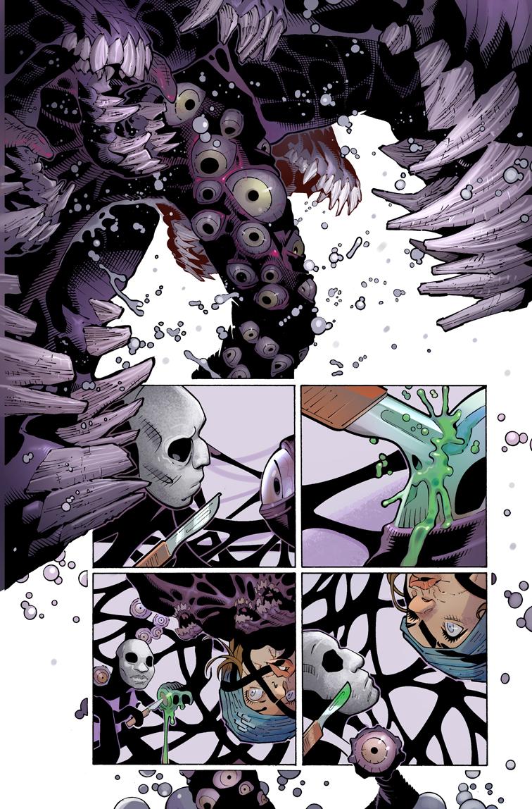 DOCTOR STRANGE #12 page 1