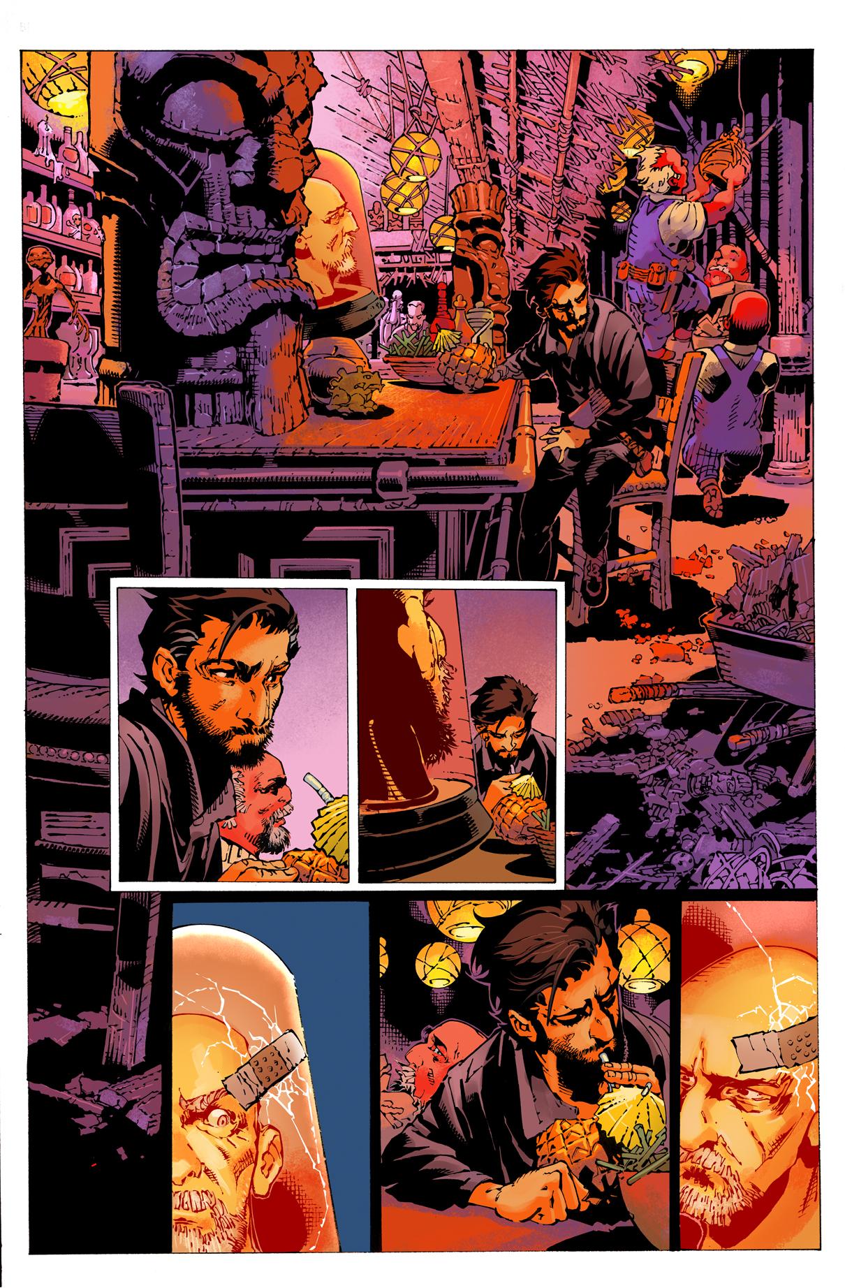 DOCTOR STRANGE #12 page 2