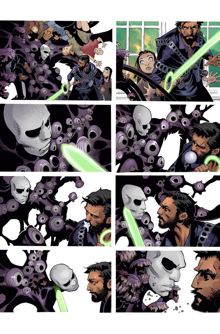 DOCTOR STRANGE #12 page 3
