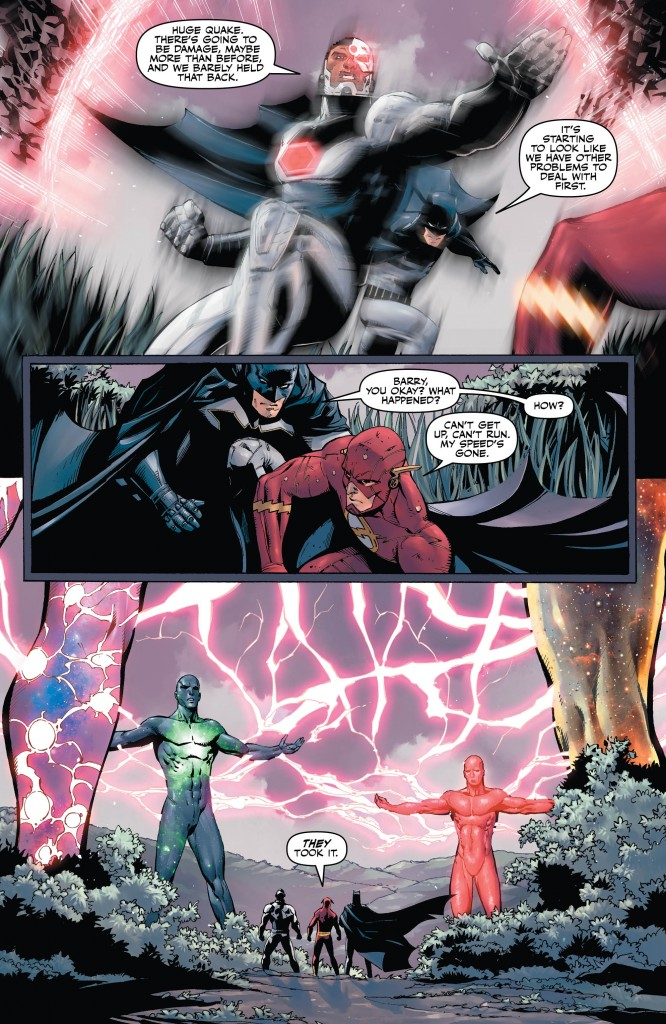 JUSTICE LEAGUE #5 page 5