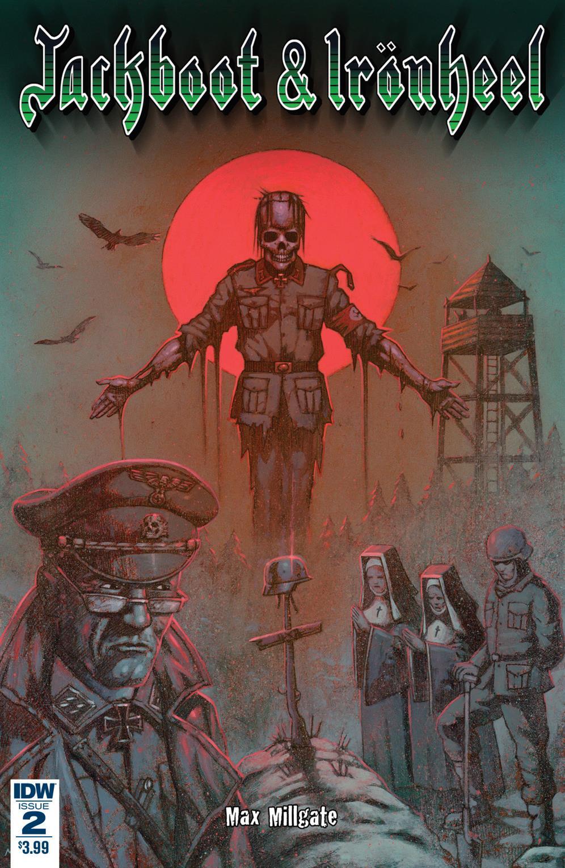 JACKBOOT & IRONHEEL #2 cover