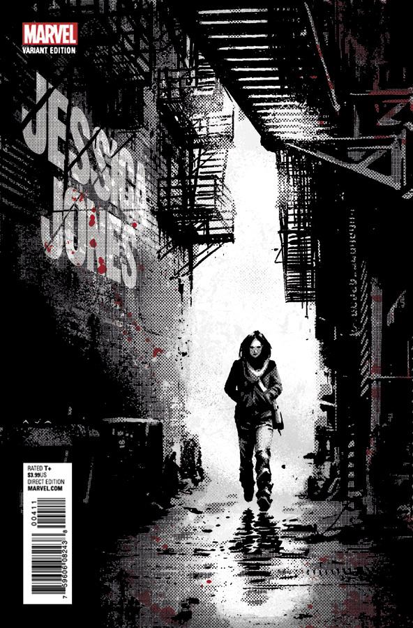JESSICA JONES #1 David Aja variant cover