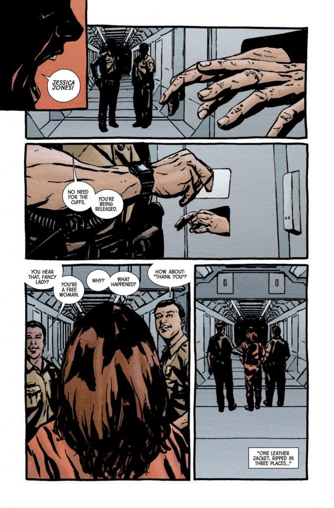 JESSICA JONES #1 page 1