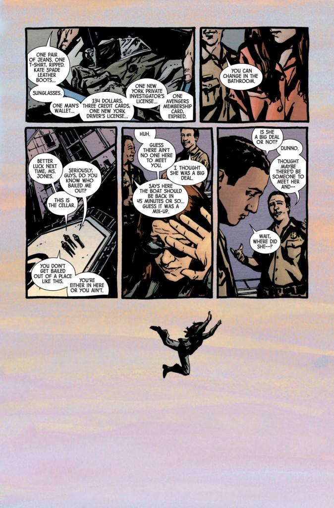 JESSICA JONES #1 page 2