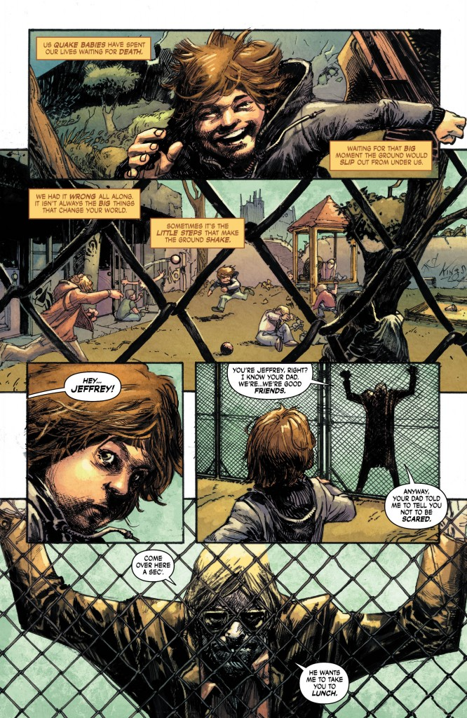 SUICIDERS: KINGS OF HELL.A. #6 page 1
