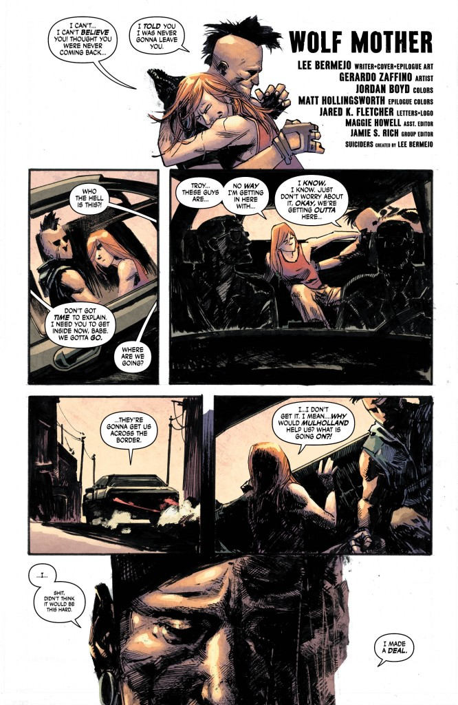 SUICIDERS: KINGS OF HELL.A. #6 page 3