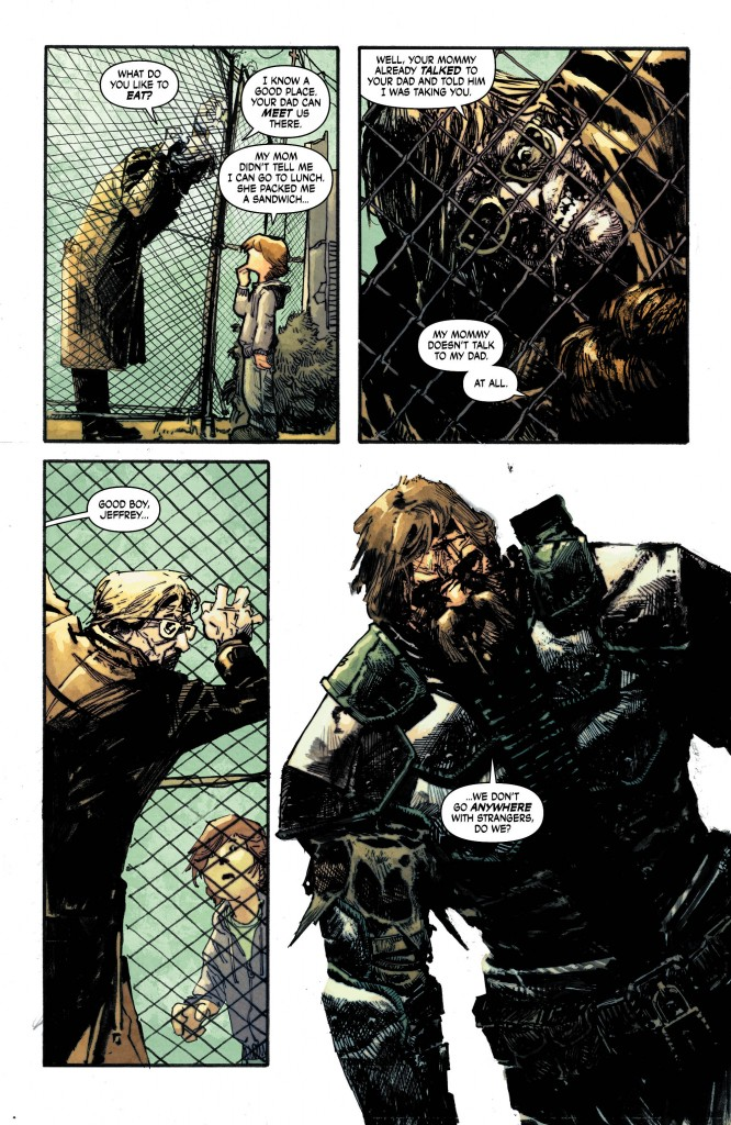 SUICIDERS: KINGS OF HELL.A. #6 page 5
