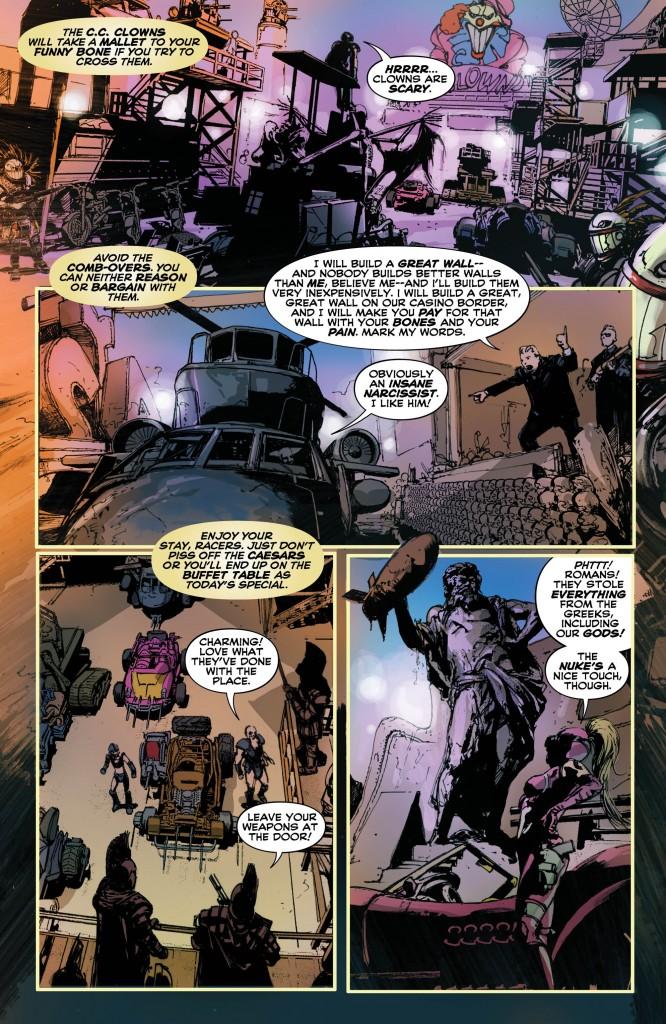 WACKY RACELAND #4 page 4
