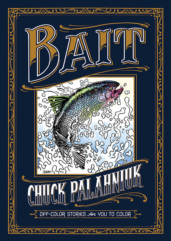 Cover of BAIT