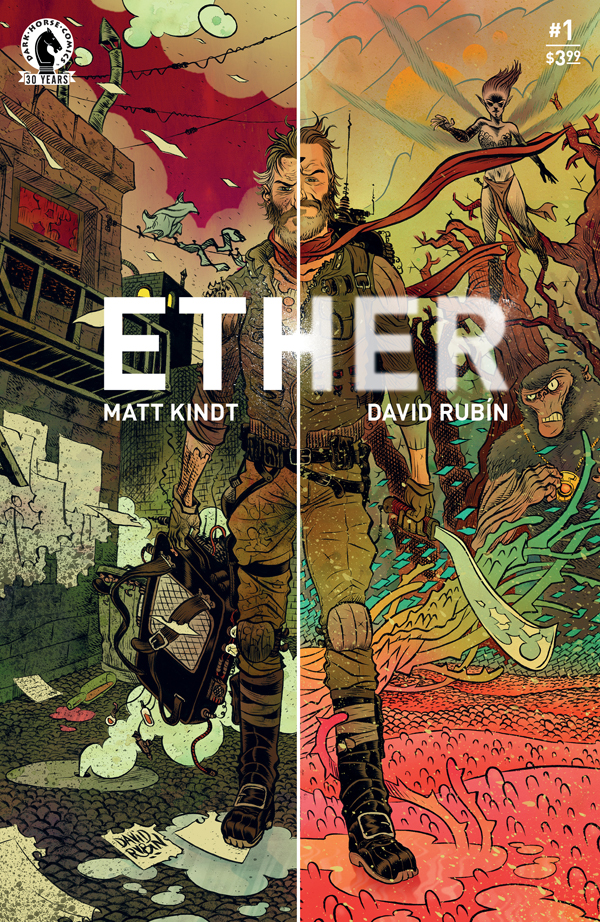ETHER #1 cover
