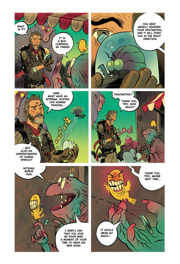 ETHER #1 page 5